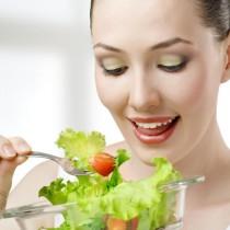 Gewichtsabnahme mit der Trennkost Diät.